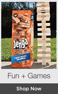 Shop Games + Puzzles