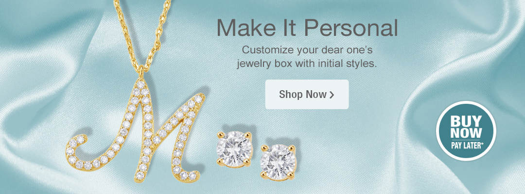 Make it personal with personalized jewelry from Stomeberry. Shop now.
