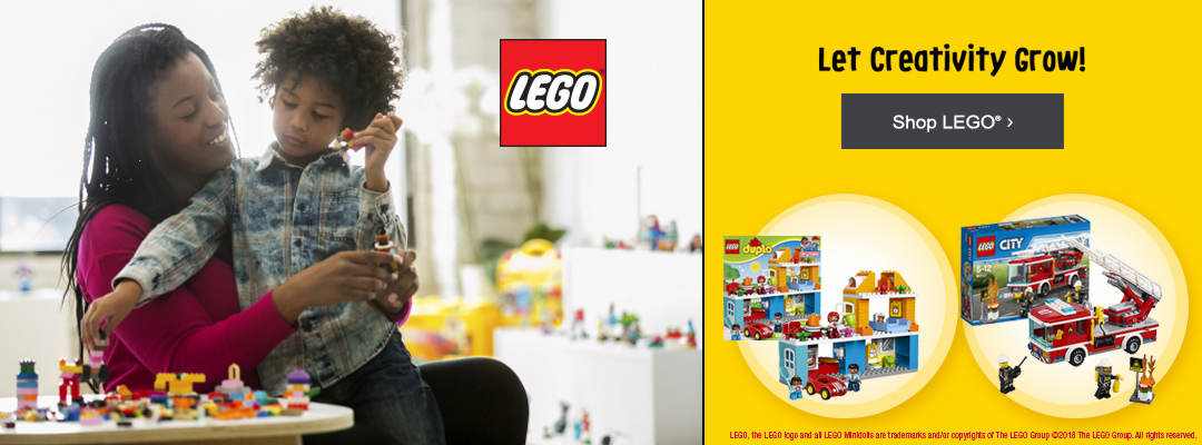 Let creativity grow with LEGO®. Shop now.