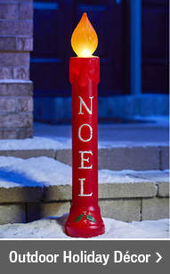 Shop Outdoor Holiday Decor