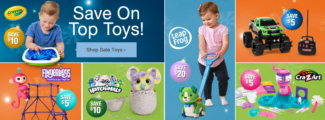 Sale toys with low monthly payments. Shop now.
