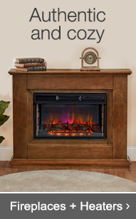 Shop Fireplaces + Heaters