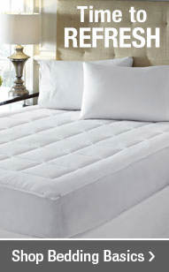 Shop Bedding Basics