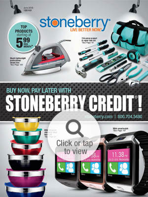 Browse the June 2018 Online Catalog