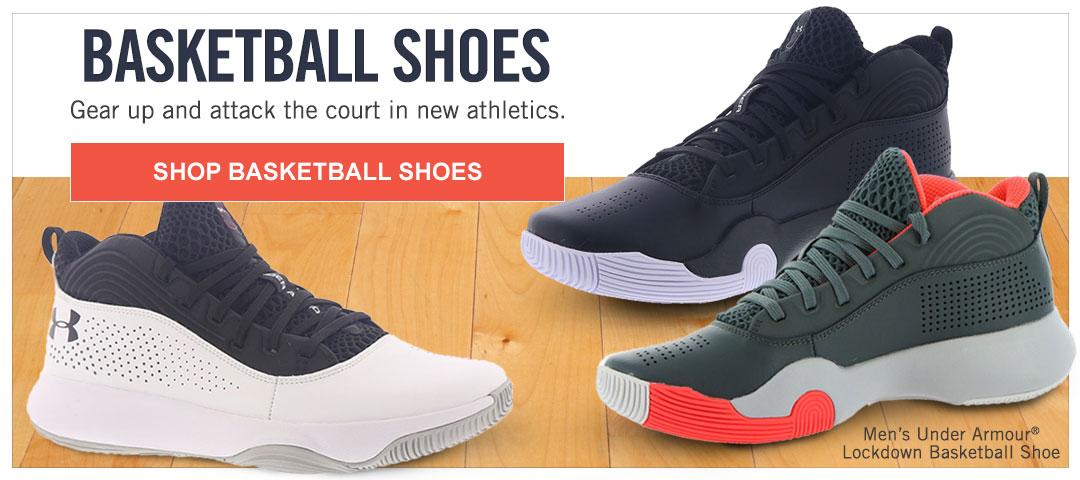 Shop Basketball Shoes