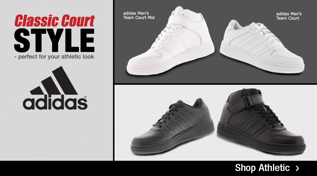 Classic Court Style - Shop Athletic.