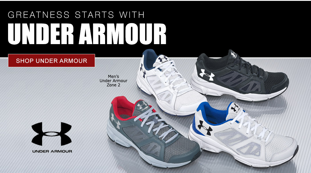 Greatness Starts With Under Armour - Shop Now.
