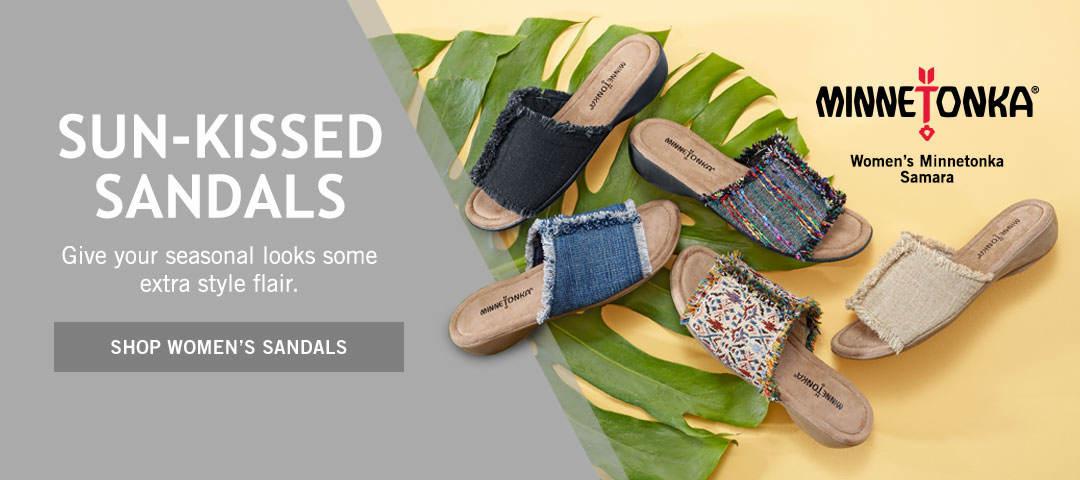 b8bcd9f104e SUN-KISSED SANDALS - Shop Women s Sandals