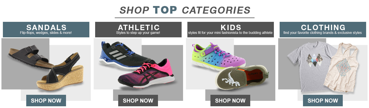 Shop All of Our Hottest Categories.