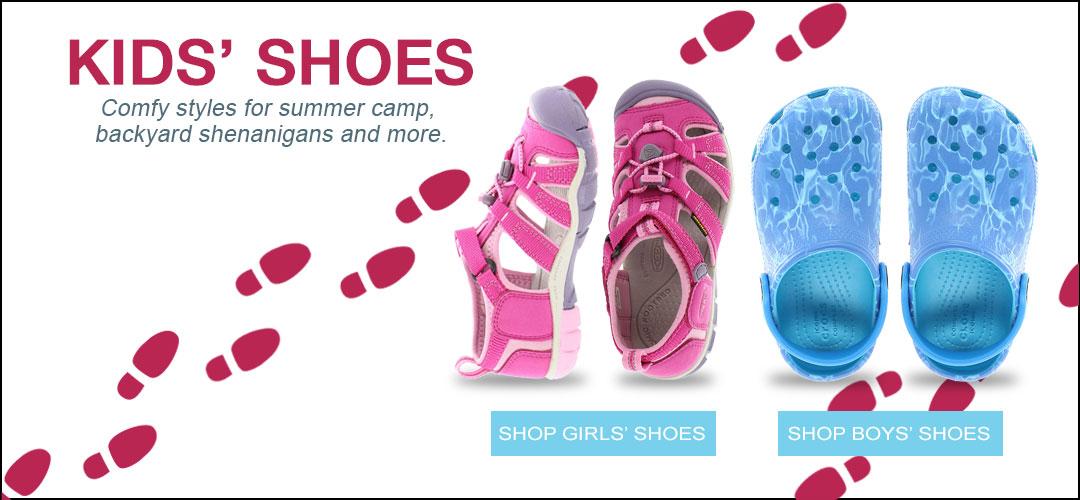 Kids' Shoes -Shop Now.