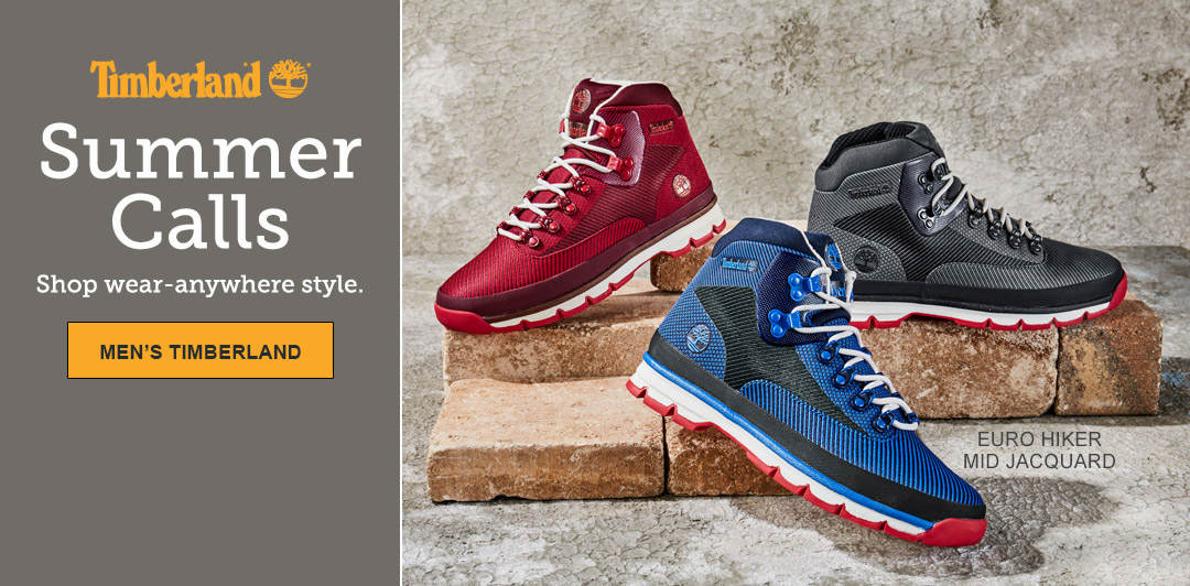 Shop Timberland brand styles for men