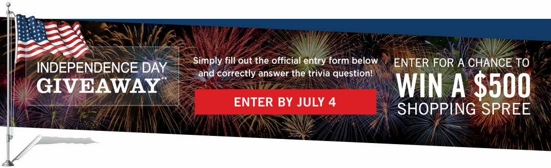 Enter to win a $500 Shopping Spree on MasonEasyPay.com