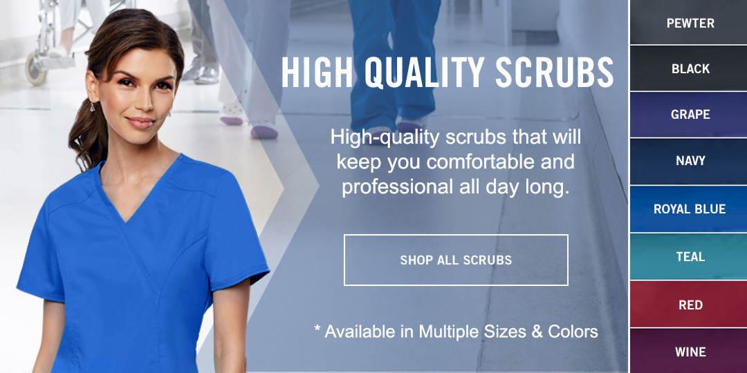 High Quality Scrubs