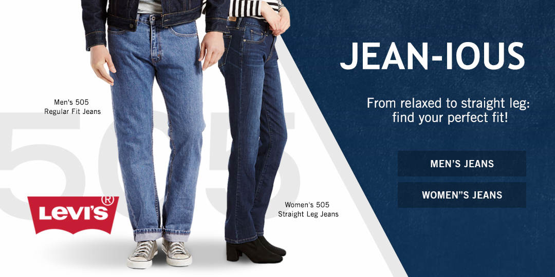 Find Your Perfect Fit Jeans