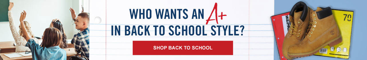 Who Wants An A+ in Back To School Style? Shop Back To School