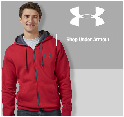 Shop Under Armour.