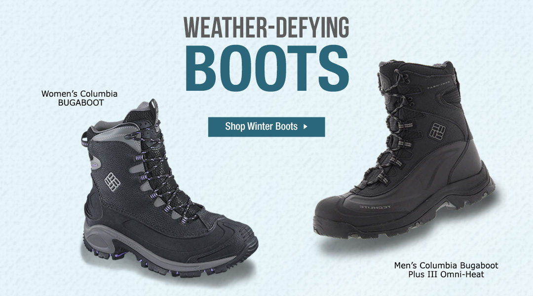 Weather Defying Boots - Shop Winter Boots.