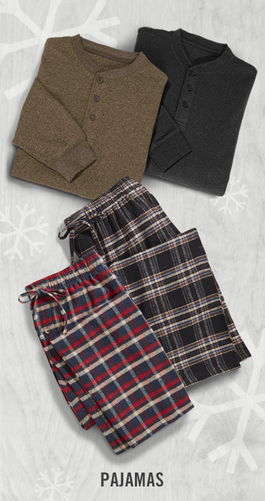 Shop Men's Pajamas