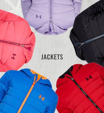 Shop Kids' Jackets