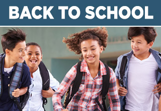 Back To School: Your Guide for heading back to school in style this fall.
