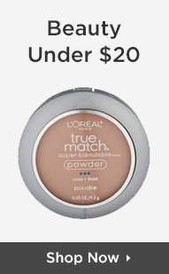 Shop Beauty Under $20