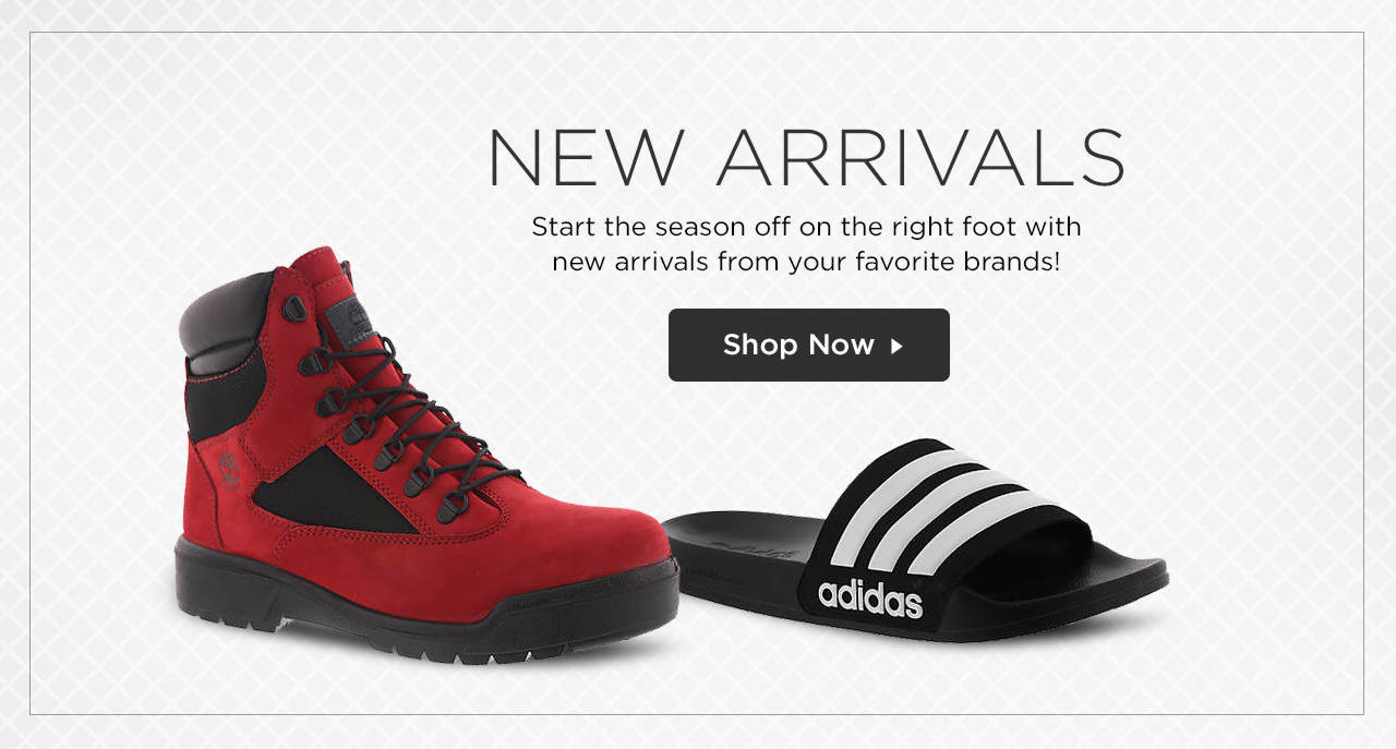 96ecee1ae81 Start the season off on the right foot with new arrivals from your favorite  brands!