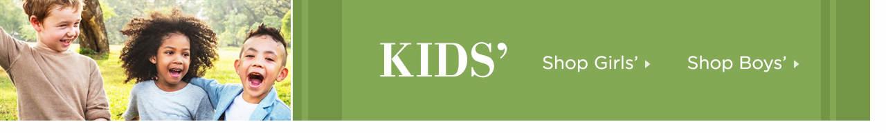 Shop Kids' Styles