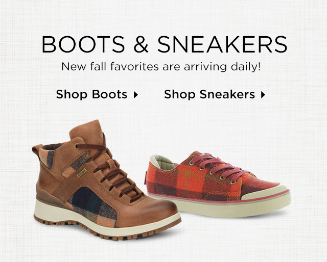 Shop Boots & Sneakers