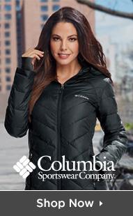 Shop Columbia