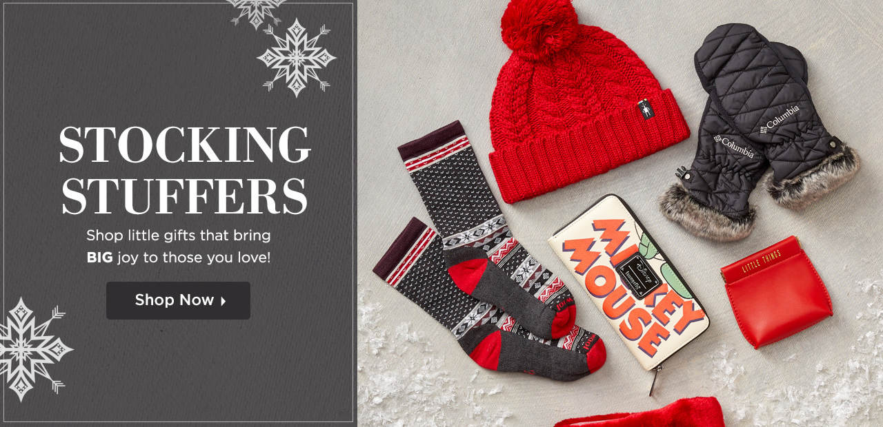 Shop Stocking Stuffers - Little gifts that bring BIG joy to those you love!