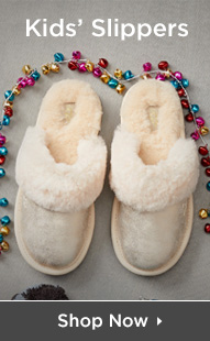 Shop Kids' Slippers