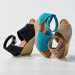 Shop Cutout Sandals