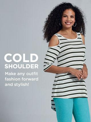 Shop Cold Shoulder