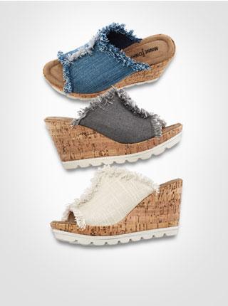 Shop Cork Sandals