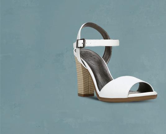 Shop White Sandals