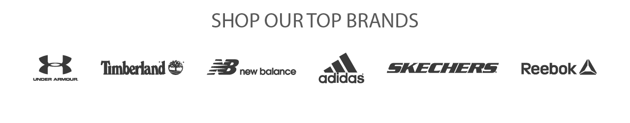 Shop the Top Brands You Love!