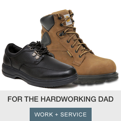 Shop Work + Service.