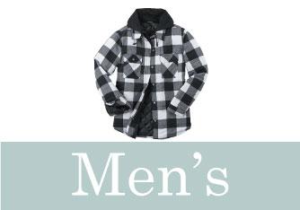 Shop Men's Clothing
