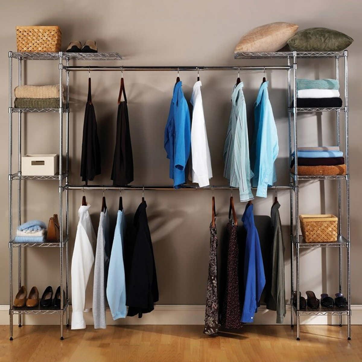 Closet Organizer Service vancouver classics expandable closet organizer