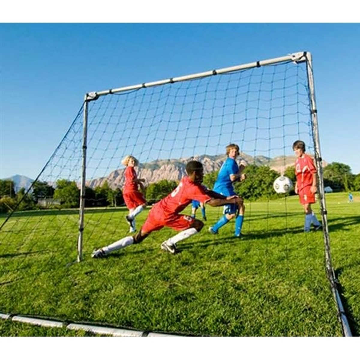 lifetime adjustable and portable soccer goal