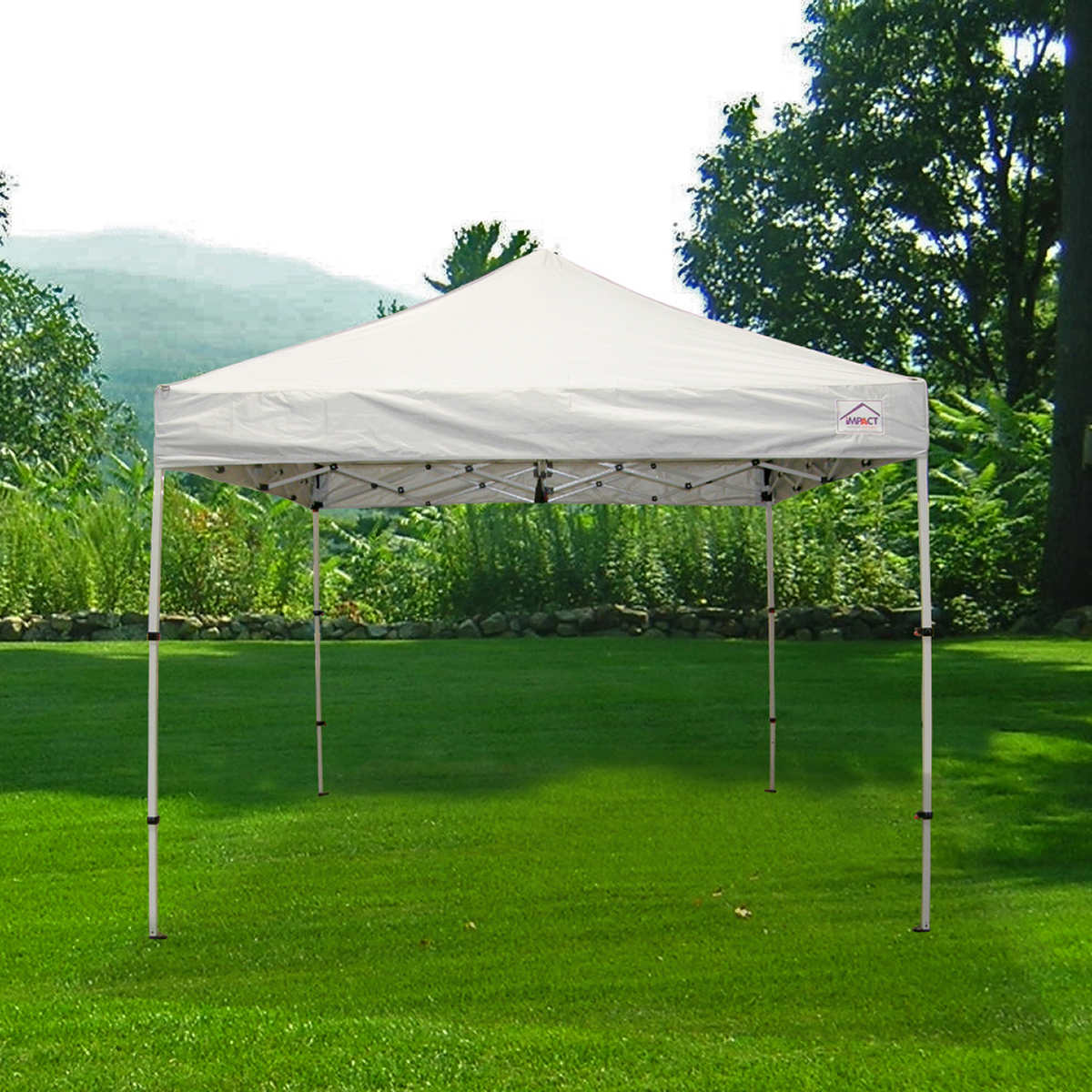 Impact 10 Ft X 10 Ft Boot Shade Instant Canopy Kit