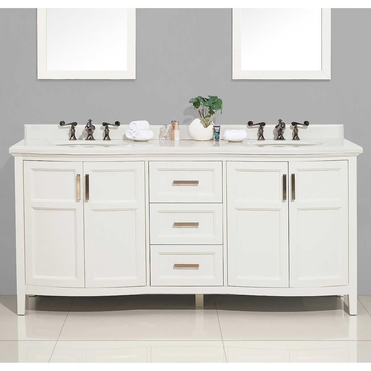 Custom Bathroom Vanities Ontario vanities | costco