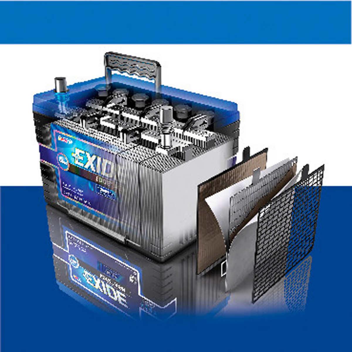 exide edge agm battery
