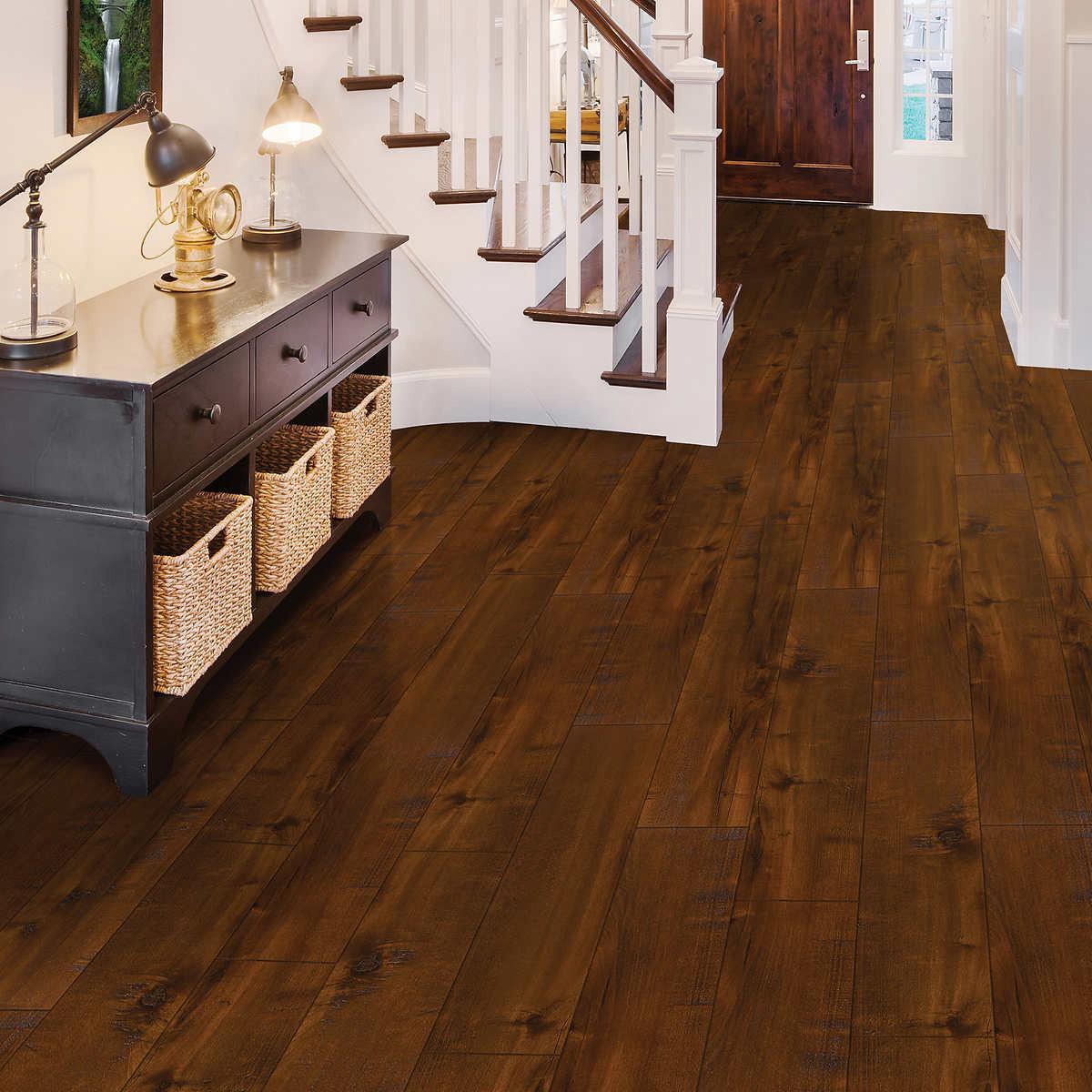 Giá sàn gỗ Quickstep