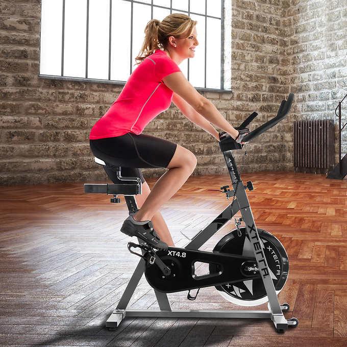 $399.99 Xterra XT4.8 Indoor Cycle Trainer