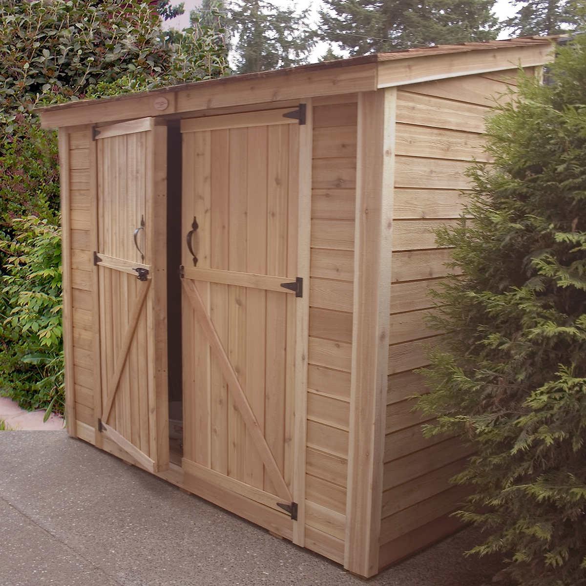 Garden Sheds Edmonton sheds & storage | costco