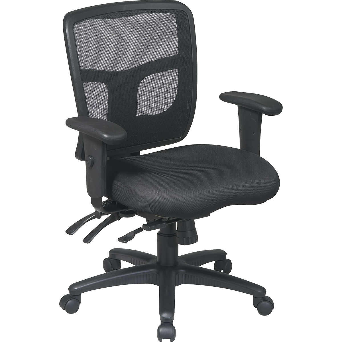 pro-line™ ii deluxe air grid back ergonomic office chair