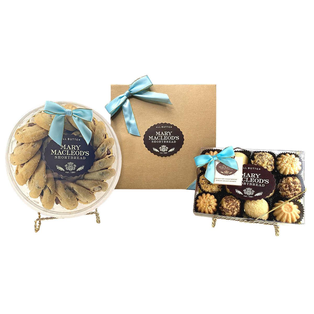 Mary Macleod's Shortbread - Shortbread Cookies Harvest Gift Box