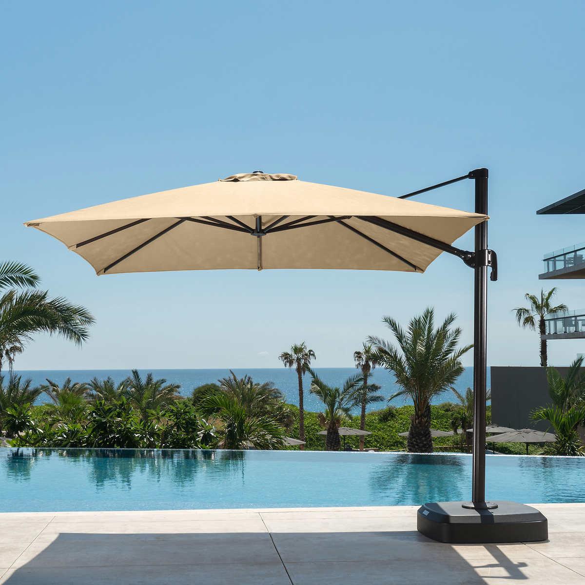 free standing patio umbrellas canada  icamblog - free standing patio umbrellas canada modern