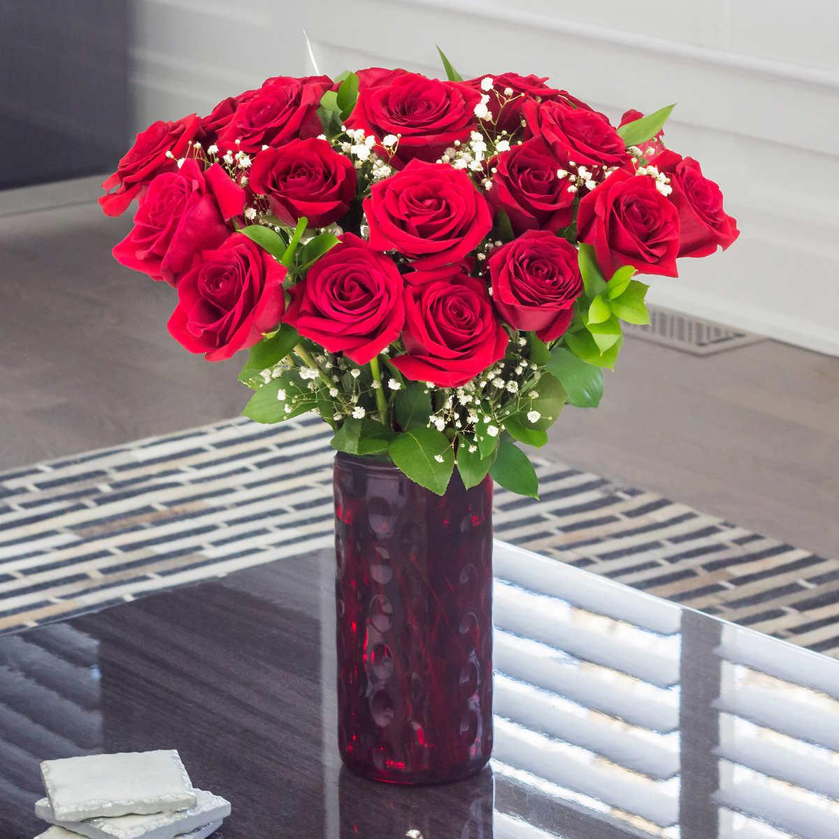 ravishing rose bouquet